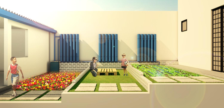 Perspectiva do Jardim